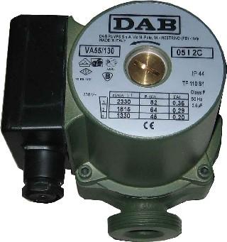 Как легко догадаться по маркировке, этот насос выпущен итальянской фирмой Dab и имеет трехступенчатую регулировку скорости.