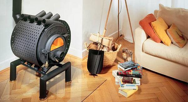 как провести отопление в двухэтажном доме