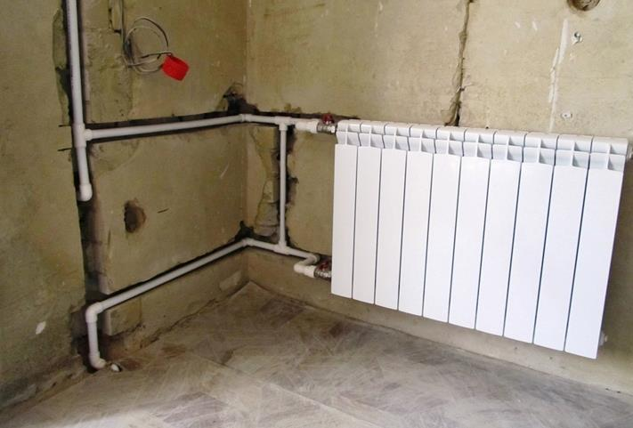 Как сделать теплый пол под плитку