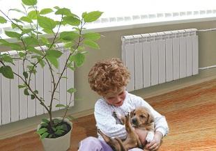 какие радиаторы отопления лучше для частного дома