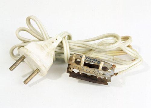 Кипятильник из лезвий – прототип электродного котла