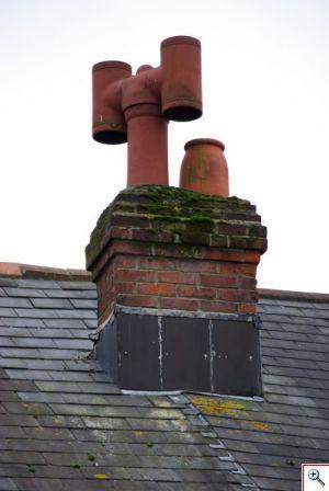 Комбинированный дымоход