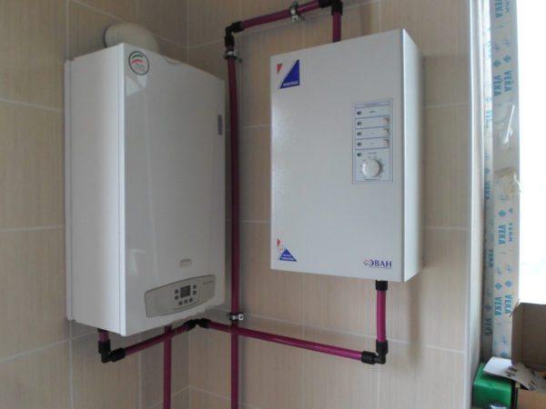 Компактные и безопасные котлы на газе и на электричестве — лучший выбор для водяного отопления в частном доме