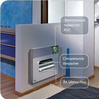 Конвекторное отопление что это такое