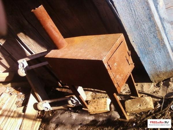 котел для отопления частного дома на дровах