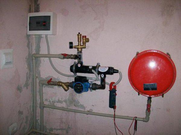 Котел отопления Скорпион потребляет в два раза меньше электричества, чем иное оборудование схожего типа при обогреве аналогичной площади