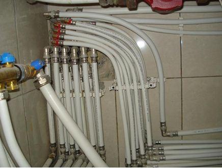 Металлопластиковые трубы в деле