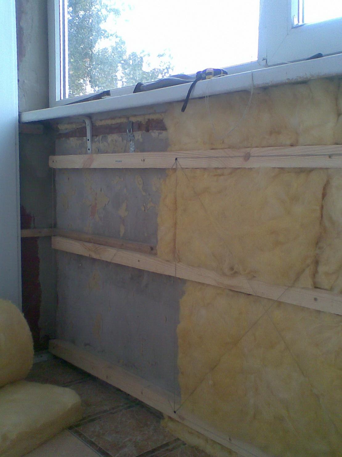 Чем лучше утеплить балкон пенопластом или минватой балконы д.