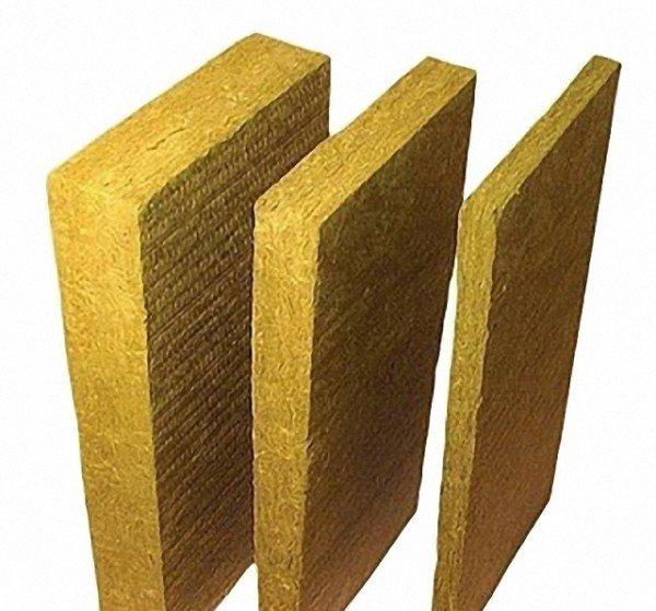 Минеральные маты для утепления стен