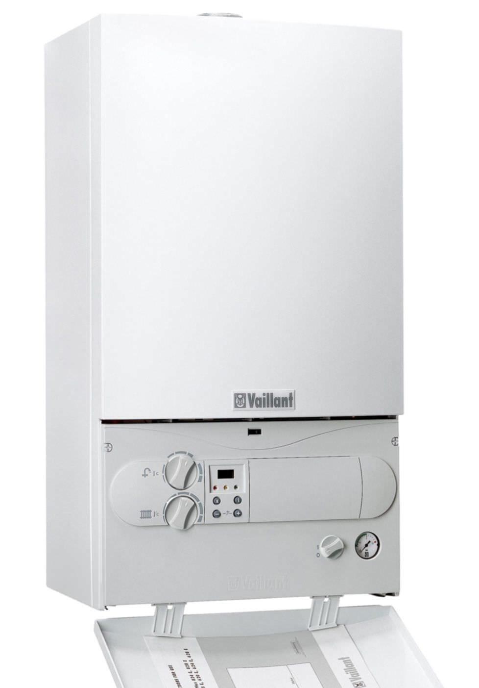 Модель «Vaillant atmoTEC Pro VUW 240/3-3» отличается оригинальным современным дизайном и наличием надёжной хромоникелевой горелки, позволяющей быструю регулировку мощности агрегата