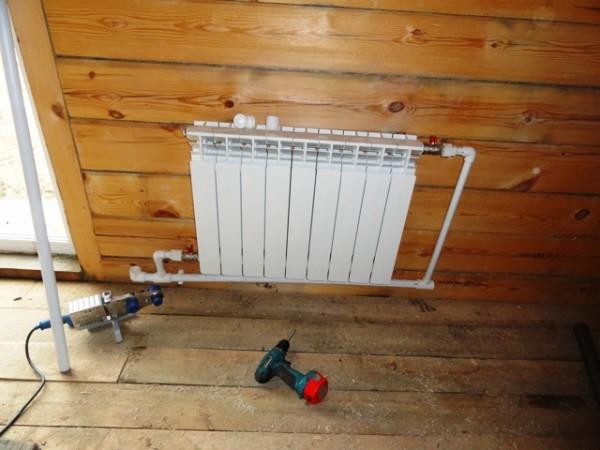 Монтаж отопления начинается с расчета тепловой мощности приборов.