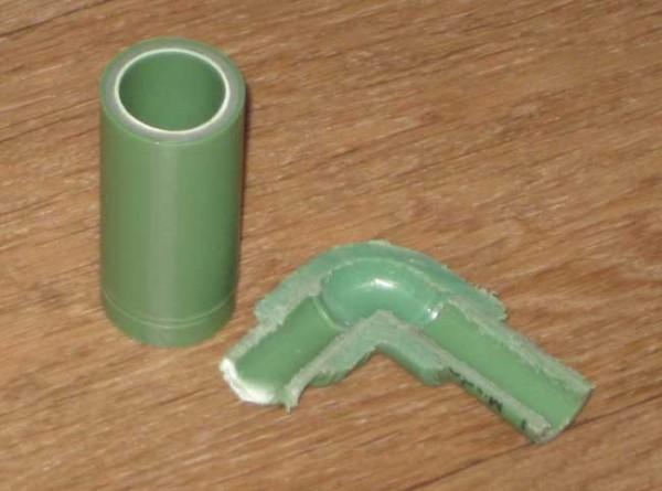 монтаж системы отопления полипропиленовыми трубами