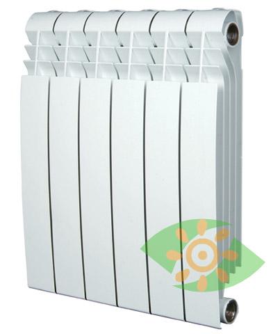 мощность биметаллических радиаторов отопления