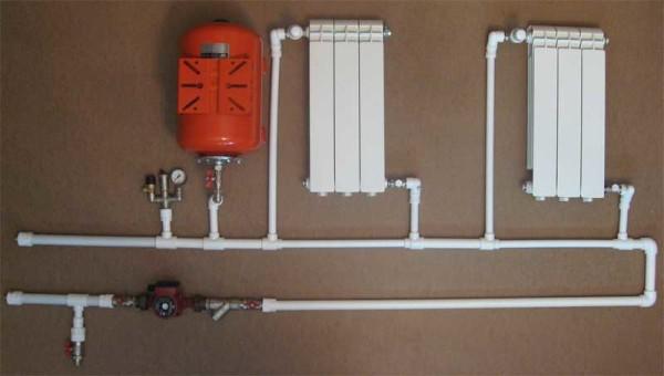 Промывка системы отопления в частном доме своими