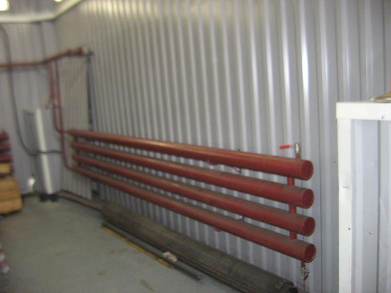 Установка монтаж радиаторов отопления