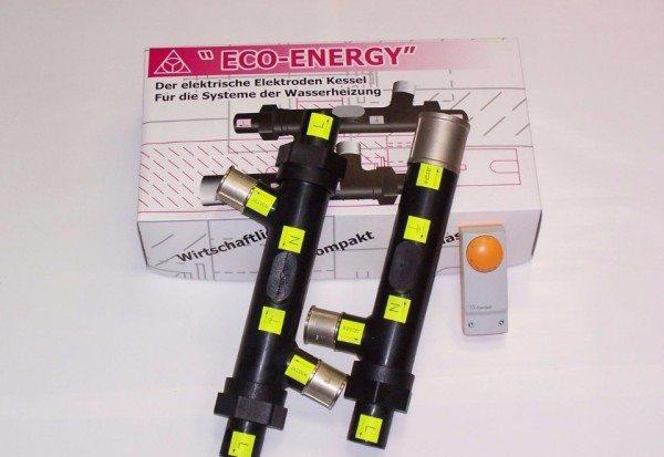 """Надпись """"Eco-Energy"""" на упаковке электродного котла должна указывать на его экономичность. Как говорил герой Булгакова, """"поздравляю вас, гражданин, соврамши""""."""