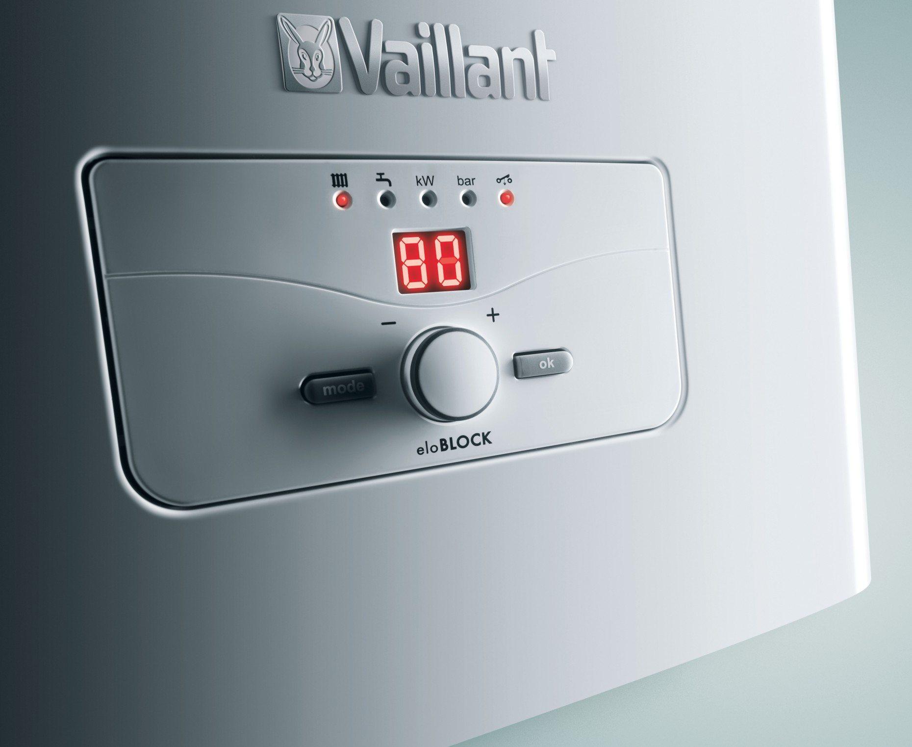 Нагрев воду до нужной температуры, котел отключает нагрев и ждет охлаждения теплоносителя.