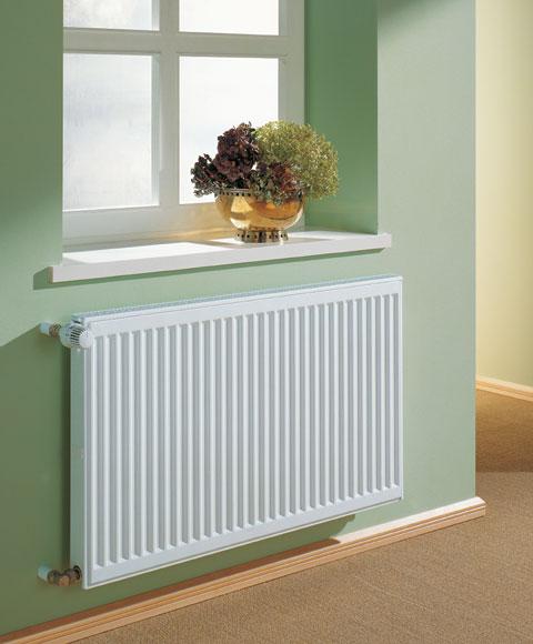 Наши дома имеют отопление: радиаторы здесь часть интерьера