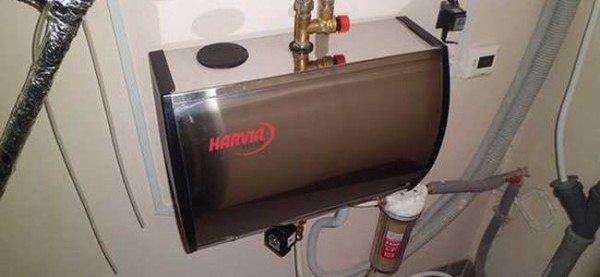 Настенный парогенератор «Harvia».