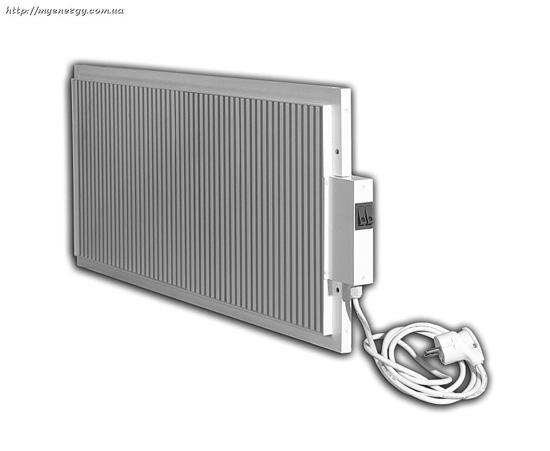 Настенный радиатор электрической системы отопления