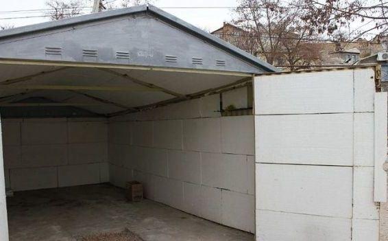 Недорогое утепление гаража своими руками.