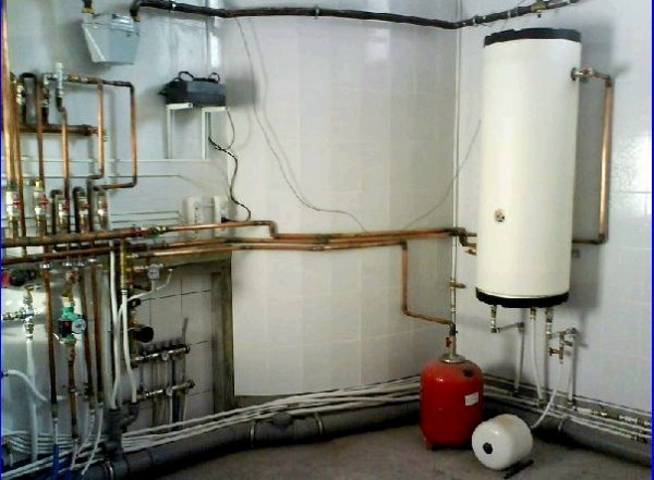 незамерзающая жидкость для системы отопления