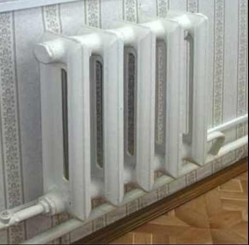 Нижнее подключение позволяет радиатору десятилетиями работать без промывки.