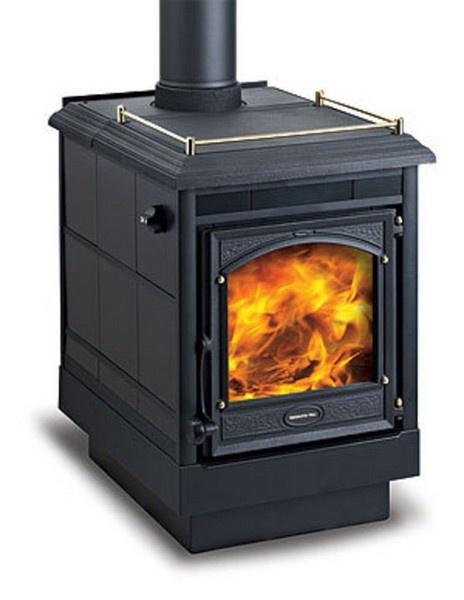 Однокамерная печка.