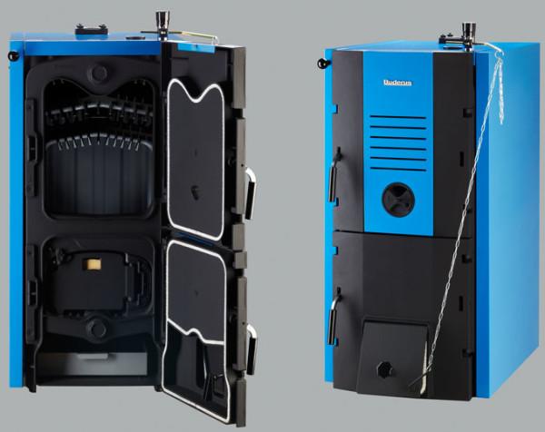 Особенности конструкции генератора теплоты Будерус