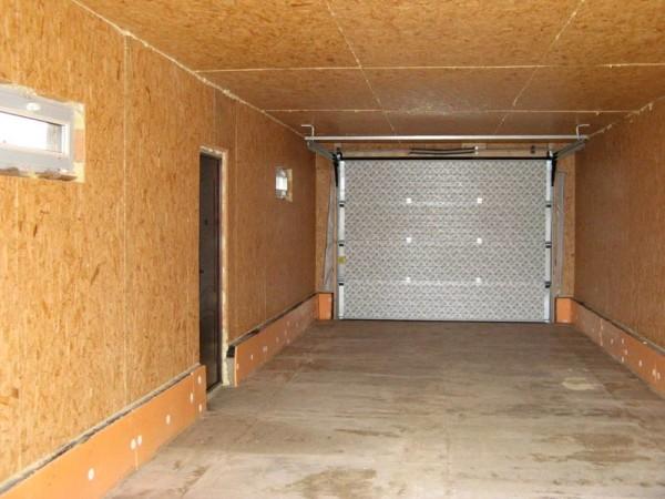 Отделка гаража – финишный этап утепления стен