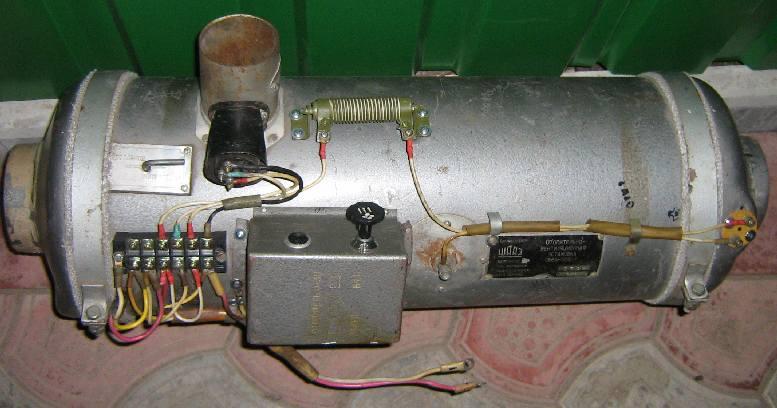 дизельного отопителя ОВ 65