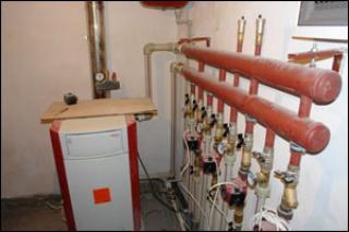 Отопительная система, функционирующая на дизельном топливе