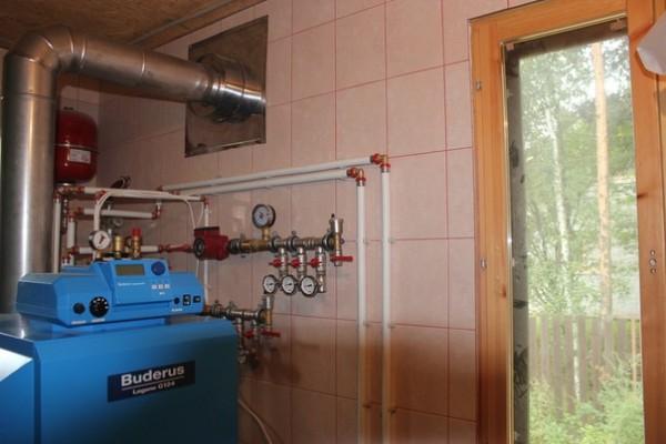 отопительные газовые напольные котлы