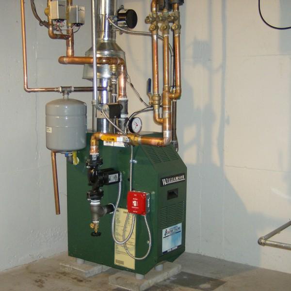 отопительные напольные газовые котлы