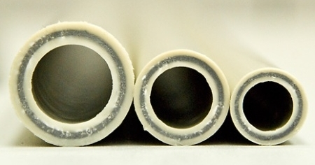 Отопительные трубы фото