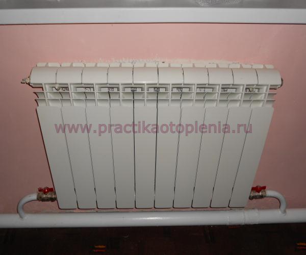 отопление одноэтажного частного дома своими руками