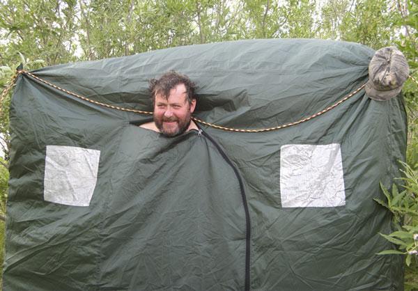 Палатка от «Nova Tour».
