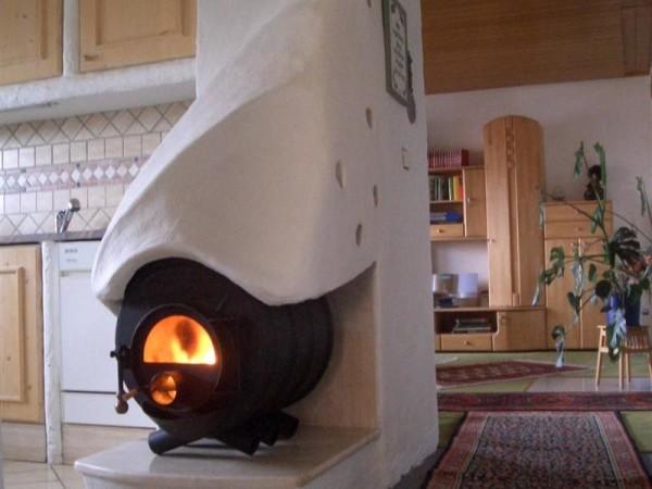 Печь в дачном доме