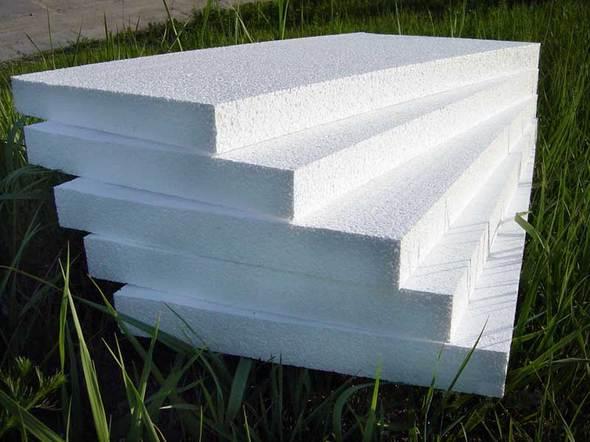 Пенопласт – самый подходящий материал для утепления