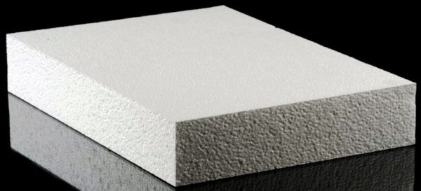 Пенопласт — эффективный полимерный утеплитель с самой низкой ценой