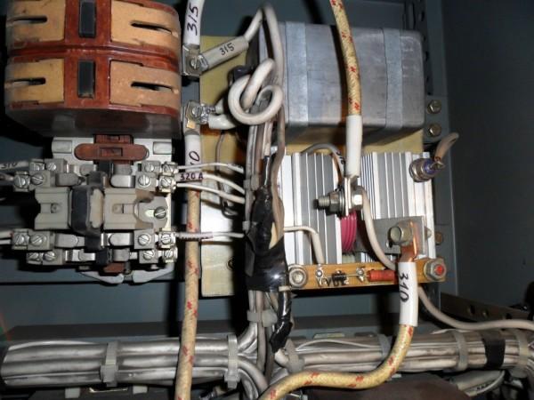 Подключение электрического сервопривода отопления