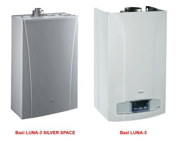 Популярные модели одноконтурных приборов от компании Baxi.