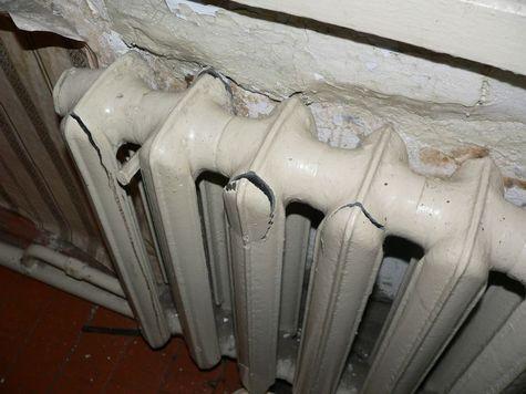 Последствия гидроудара в системе отопления.
