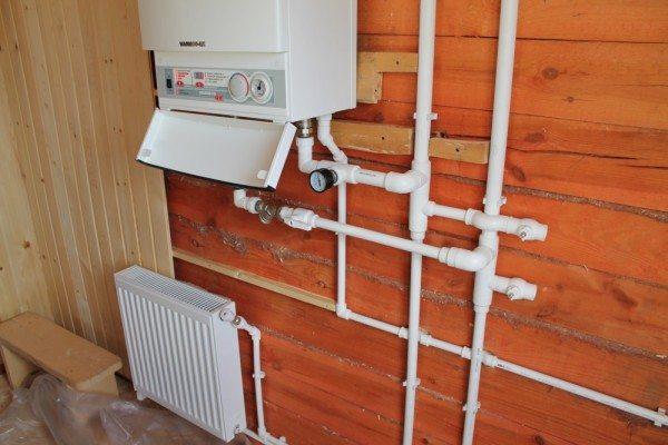 Правильно подобранный и установленный электрокотел в системе отопления коттеджа.