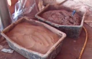 Приготовление раствора для кладки