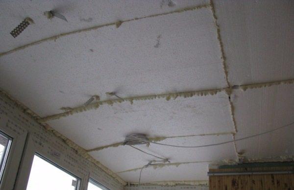 Утепление пенопластом внутри помещения: инструкция по теплои.