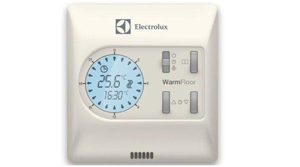 Программируемый терморегулятор.