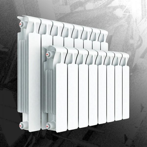 радиаторы отопления биметаллические рифар монолит 350