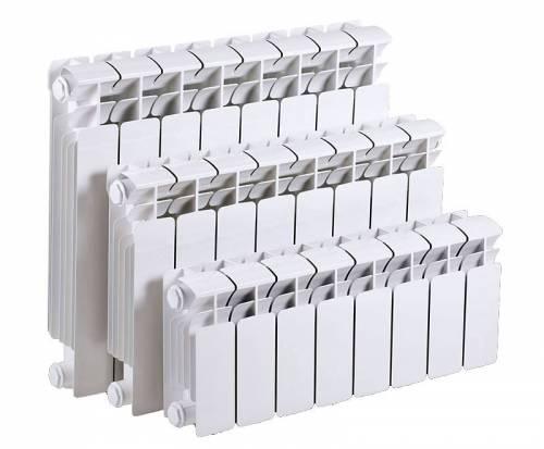 радиаторы отопления размеры