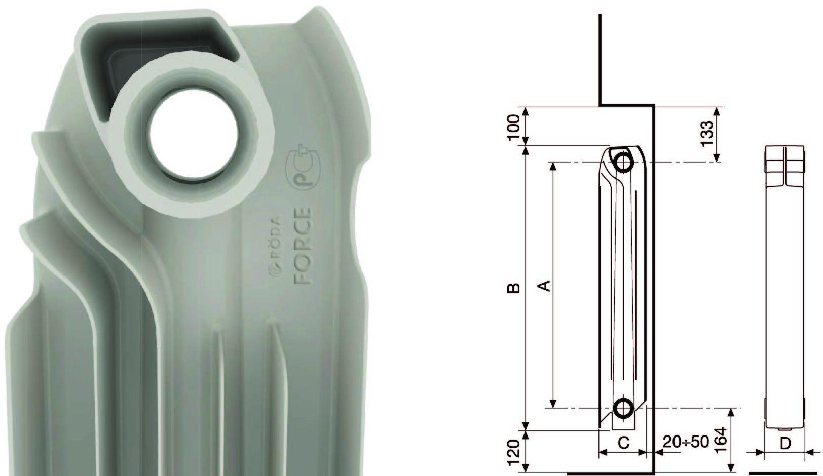 схема демонтажа чугунных радиаторов на сгонах